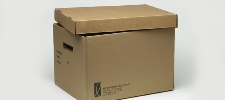 Arşiv Kolileri Arşiv Kutuları