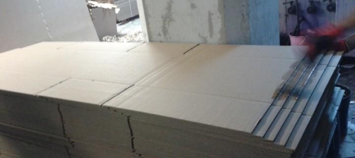 Karton koli imalatı